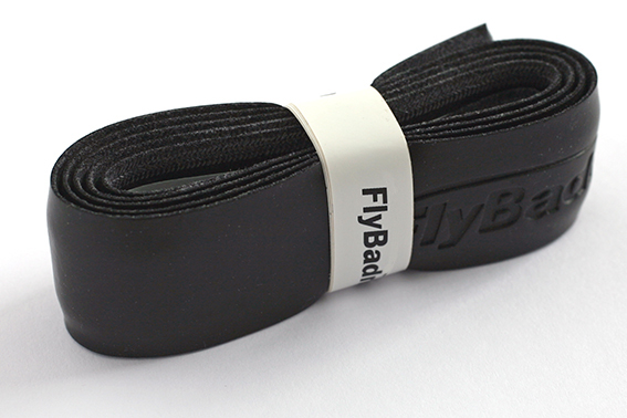 FLY Soft Grip schwarz   Griffband Grip Badmintonband Schlägerband